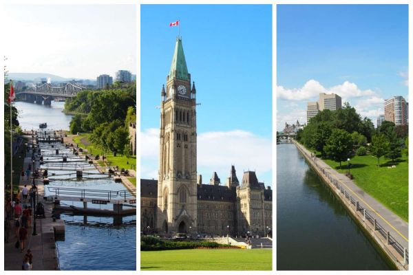 Que faire - visiter ottawa- Escape Bicycle Tours Rentals Featured in the news