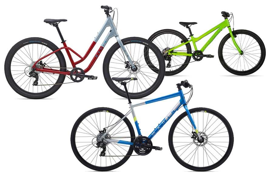A great selection of adults or kids' bicycles for rent at Escape Bicycle Tours and Rentals on Sparks St., Ottawa. Hire a bike