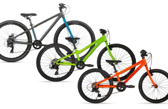 Kids' bikes rental in Ottawa at Escape Tours Rentals on Sparks St.. Rent a kid bike in 20 inch, 24 inch and 26 inch wheel sizes